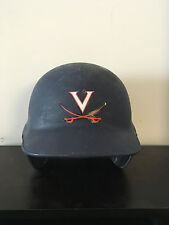 UVA Cavaliers Baseball Matt Thaiss World Series Game Worn Batting Helmet Angels