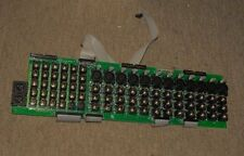Mackie D8B Digitial Mixer Jackfield Board 055-110-00 Rev:L DIG-8 Analog I/O
