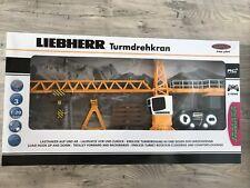 +++ Jamara Turmdrehkran Liebherr 2,4G 405109