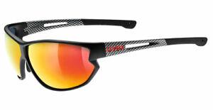 UVEX Sportstyle 810 Sunglasses - NEW - Authentic Uxex - Hard Case + Warranty
