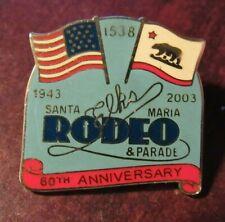 2003 Elks Lodge #1538 Santa Maria, CA Pin - California BPOE #3