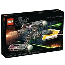 LEGO Star Wars Y-Wing Starfighter Building Kit (75181)