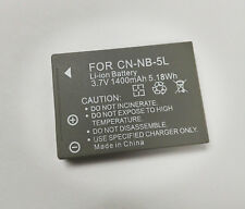Canon Battery NB-5L NB5L For IXUS 960 is970 980 860 870 is PowerShot SX200