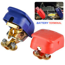 2x 12V Auto Car Caravan Boat Motorhome Quick Release Battery Terminal Clamp