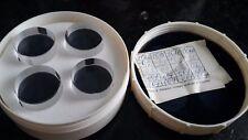 Optical Flat Parallel Set (Micrometer Calibration) 15.**mm Flächig Glass Platten