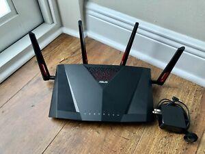 ASUS RT-AC88U Wireless-AC3100 8-LANport Dual Band Gigabit Gaming Router