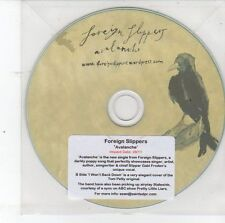 (DS782) Foreign Slippers, Avalanche - DJ CD