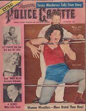 The National Police Gazette May 1950 Juanita Coffman, Marie Wilson 082416DBE