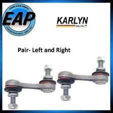 For BMW 525I 528I 530I 540I M5 E39 Pair Rear Suspension Stabilizer Sway Bar Link