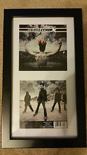 WAYNE STATIC X Cult Of SIGNED AUTOGRAPHED FRAMED CD DISPLAY #B