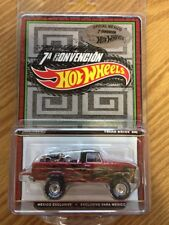 Hot Wheels 2014 Mexico 7th Convention Texas Drive 'em Ford Truck