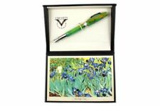 VISCONTI VAN GOGH IMPRESSIONIST 2018 IRISES GREEN FOUNTAIN PEN LIMITED EDITION