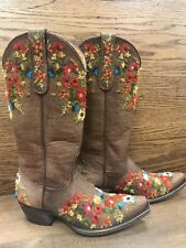 NEW!!  FLORA Old Gringo boot.  SIZE 9