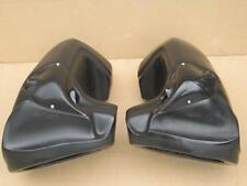 LEG WARMERS 4 HARLEY BAGGER TOURING ROAD KING STREET LOWER FAIRING  6X9""