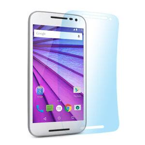 9x Super Clear Schutz Folie Motorola Moto G (3Gen.) G3 Display Screen Protector