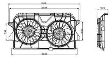 Engine Cooling Fan Assembly Global 2811595