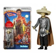 FUNKO REACTION BIG TROUBLE IN LITTLE CHINA LIGHTNING VINTAGE RETRO FIGURE NEW!