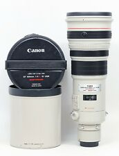 Canon EF 500mm f/4 L IS USM Lens Mint-