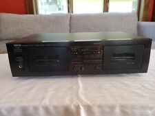 YAMAHA KX-W282 Natural Sound Stereo Double Cassette Deck