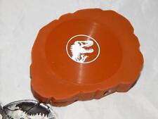 T-Rex Jurassic World Logo Vinyl Toy for Dogs Dinosaur Vinyl Fossil for all dogs