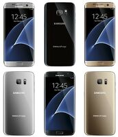 Samsung Galaxy s7 EDGE Unlocked Smartphone VARIOUS GRADED