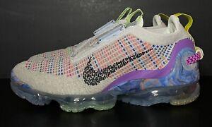 Nike Air Vapormax 2020 Flyknit Multicolor CJ6740-001 Men's Size 11