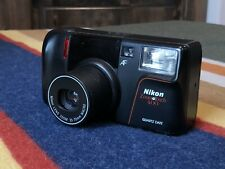 Nikon Zoom Touch 400 35mm Point & Shoot Film Camera