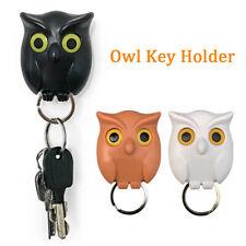 Kawaii Wandschlüssel Haken Schlüsselhalter Hängen Eule Organizer Schlüsselbund