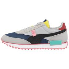 Puma Future Rider BG men's sneakers shoes hi rice-denim-gray violet 368896 01