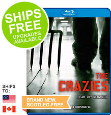 The Crazies (Blu-ray, 2010) NEW, Sealed, Radha Mitchell, Timothy Olyphant
