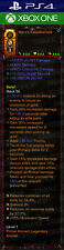 Diablo 3 - PS4 - Xbox One - Fully Modded PRIMAL Amulet - Mara's Kaleidoscope