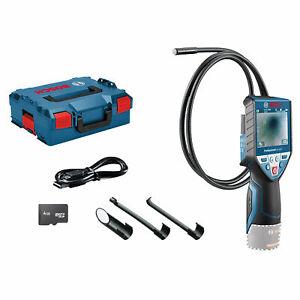 Bosch Inspektionskamera GIC 120 C inkl. Zubehör ohne Akku ohne Lader in L-Boxx