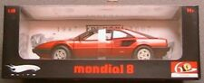 FERRARI MONDIAL 8 60 ANS HOT WHEELS ELITE 1/18 LIMITED EDITION HOTWHEELS ROSSO