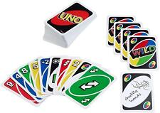 UNO Card Game. Family Kids Party Fun Great Ideal Present for Children