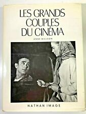 Les Grands Couples du Cinéma Great Couples of the Cinema French Ed Anne Billson