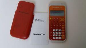 Calculatrice de poche Texas Instruments TI Collège Plus