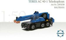 Conrad 2093-38 Bautrans - Terex-Demag AC40 Telescopic Crane 1/50 Die-cast MIB