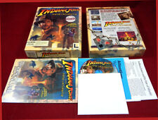 Indiana Jones and the Fate of Atlantis  CD Talkie Version - Lucasarts 1992