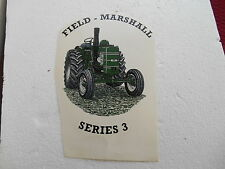 "1990s  5""  SMOOTH SURFACE WATER TRANSFER OF FIELD MARSHALL SERIES 3"