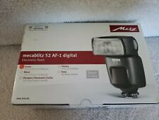 Metz 52 AF-1 Flash for Canon (MZ 52311C)