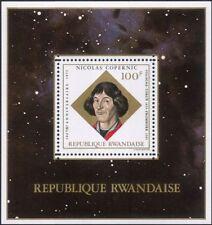 Ruanda 1973 Copernico/ASTRONOMIA/Energia solare sistema/Scienza/PEOPLE 1v M/S (b6465)