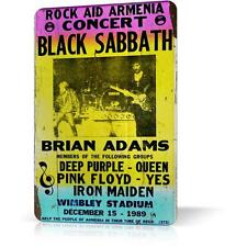 LED ZEPPELIN Rock Metal Music Print BALTIMORE CONCERT A3 A6 Vintage POSTER