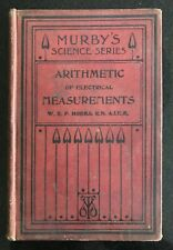 Murby's Science Series Arithmetic of Electrical Measurements Hobbs 1905