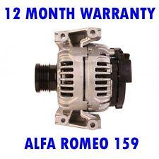 ALFA ROMEO 159 1.9 2.2 2005 2006 2007 2008 2009 2010 2011 ALTERNATOR