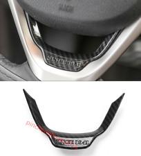 Carbon Fiber Inner Steering Wheel Frame Trim For Jeep Grand Cherokee 2014-2018