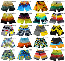 Mens Summer Beach Boardshorts Quick Dry Swim Trunks Surfing Shorts Size 30-38
