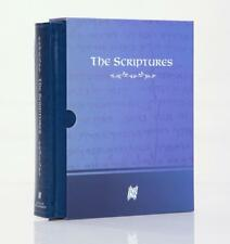 The Scriptures ISR Hardcover: Institute for Scripture Research (Brand New Bible)