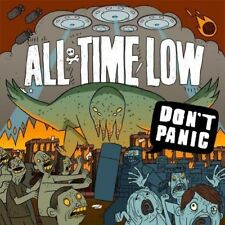 All Time Low - Don't Panic NEW CD