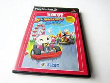 Hudson´s Bomberman Kart for Sony Playstation 2 PS2 JAP NTSC-J CIB Import