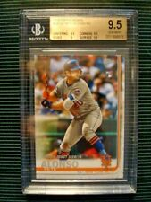 2019 TOPPS UPDATE #US198 - PETE ALONSO **RC** BGS 9.5 GEM MINT